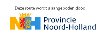 Branded routes Noord-Holland groot