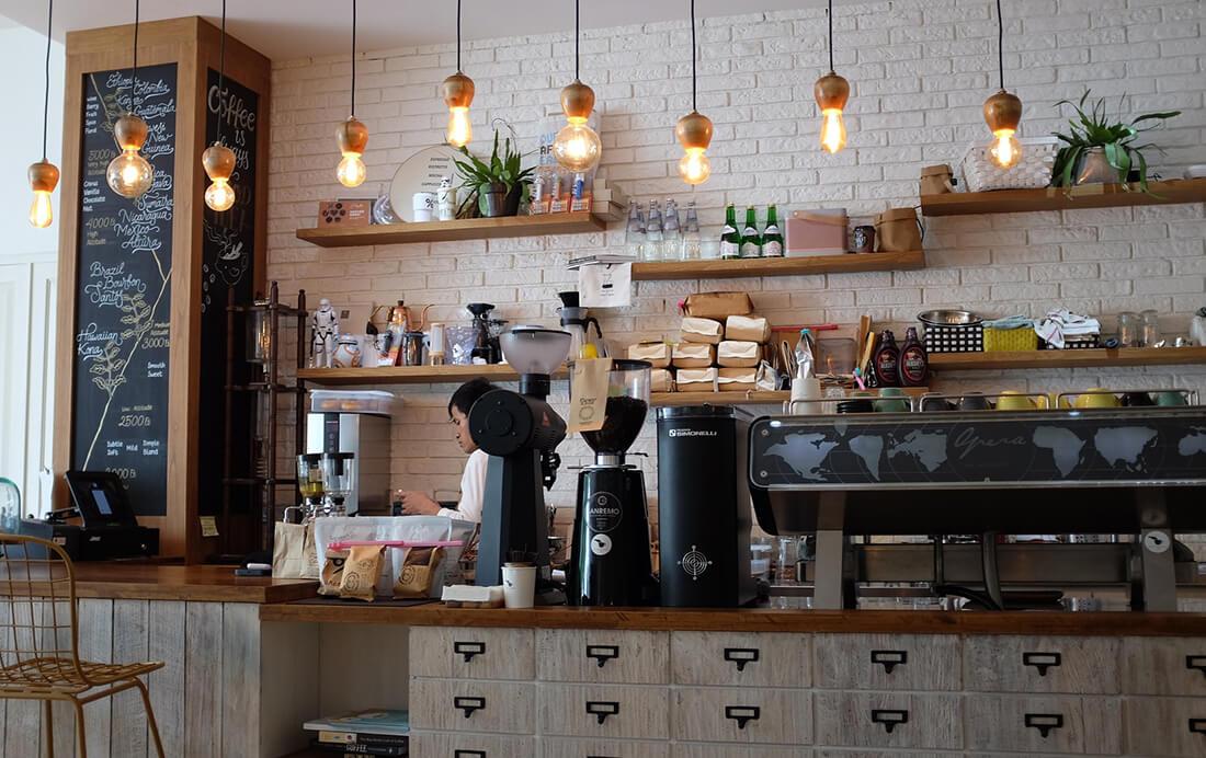Fietsroutes met koffie en thee