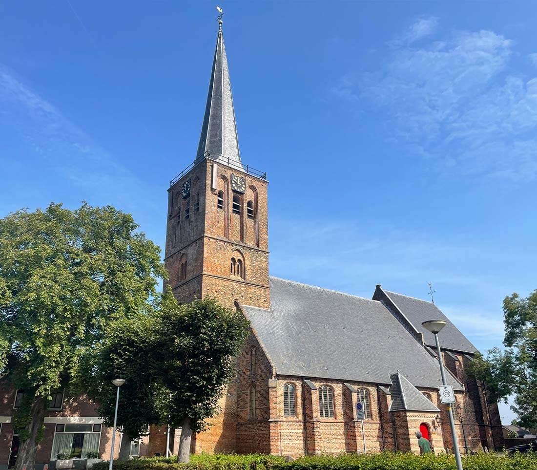 Hervormde Kerk Maurik