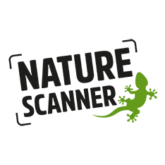 NatureScannner_logo_vierkantkader