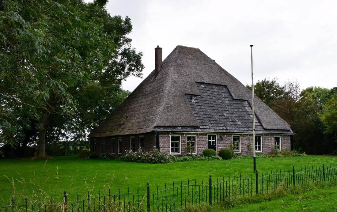 Noord-Hollandse stolpboerderij