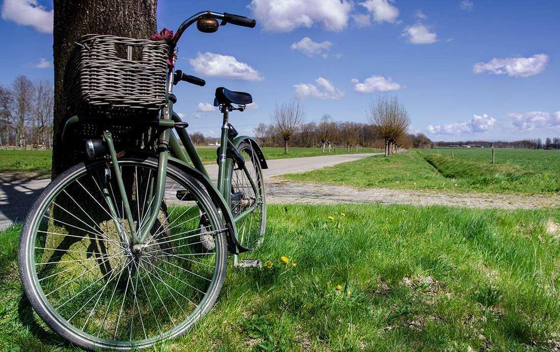 Altijd uw fiets terugvinden