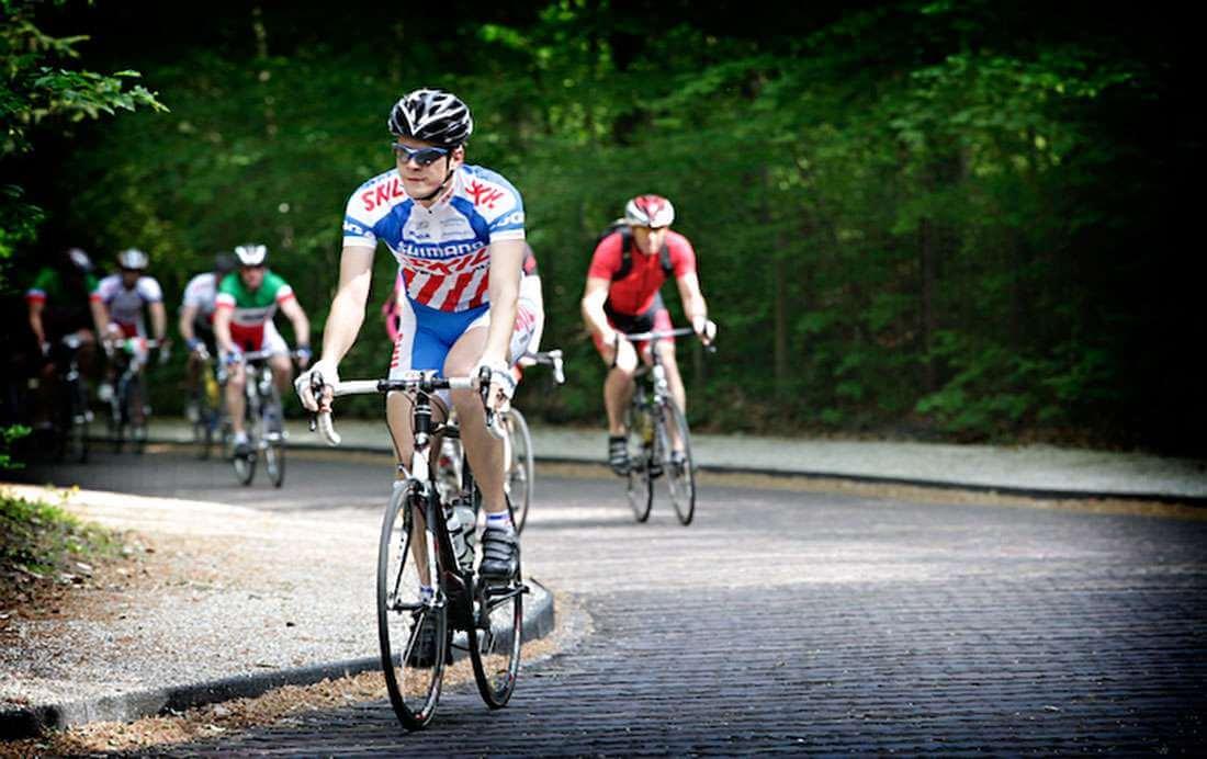 Nog geen oplossingen voor drukte op fietsroutes
