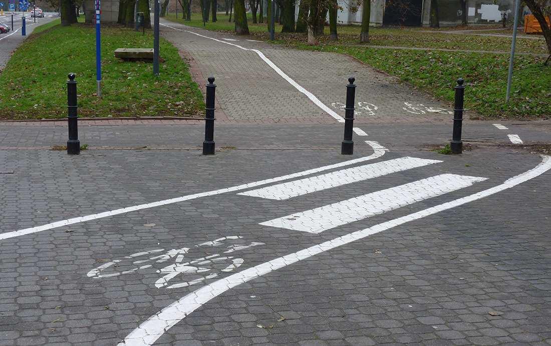 Fietspaden te smal voor drukke fietsroutes