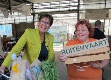 Fietsroute met smaak in Flevoland