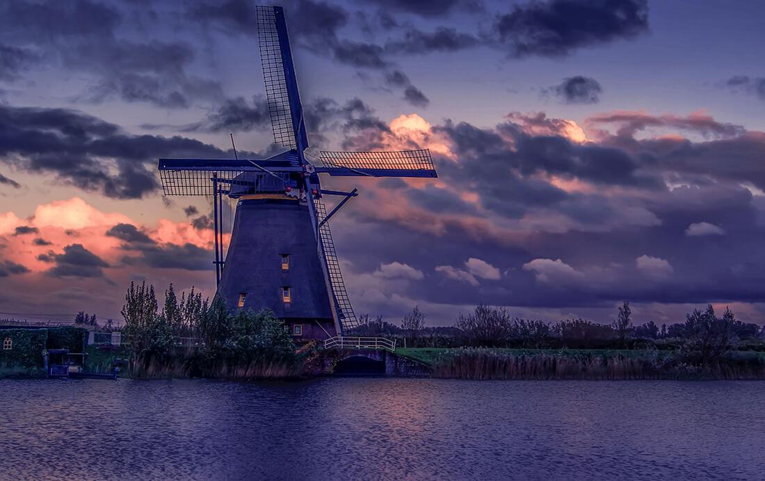 Fietsroutes door het heerlijke Zuid-Holland