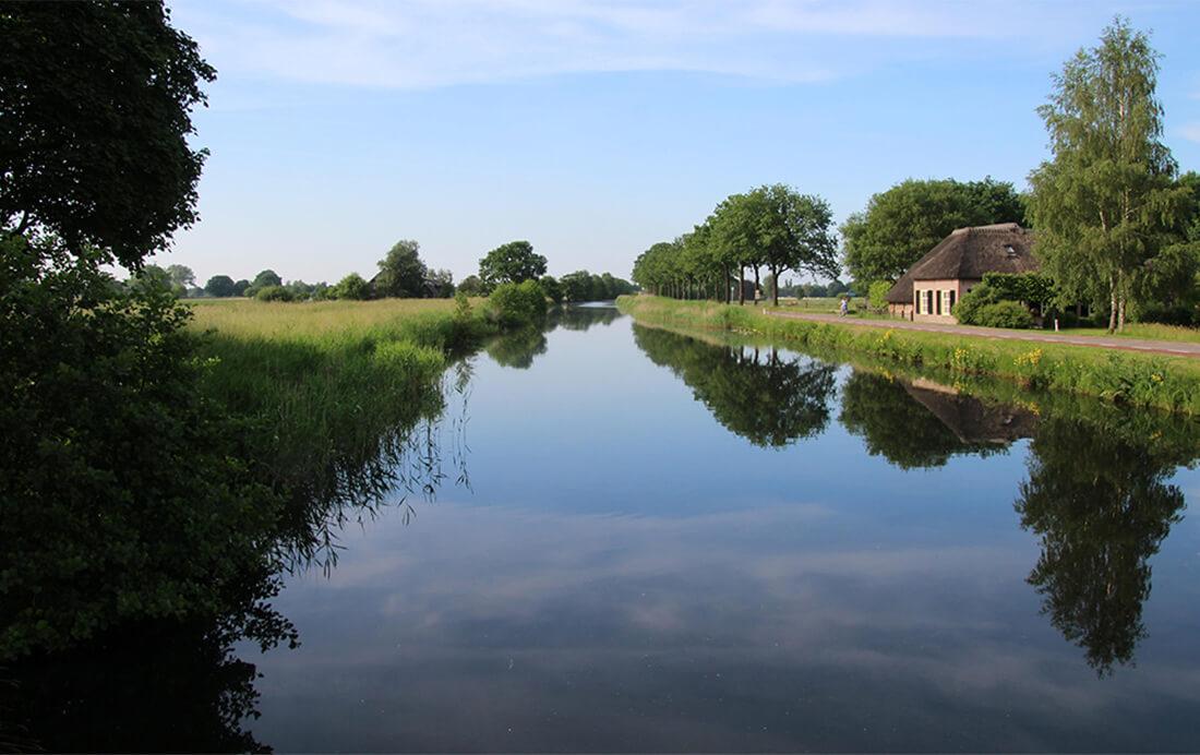 Fietsroutes door het veelzijdige Gelderland