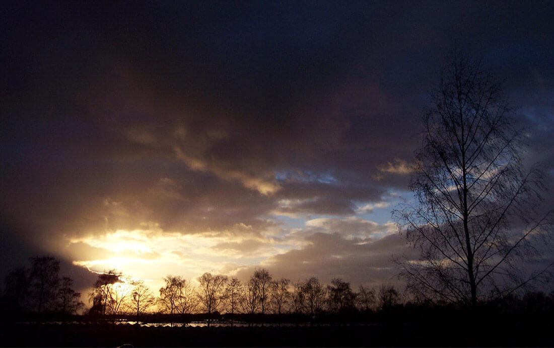 Ga dwars door het Brabantse landschap