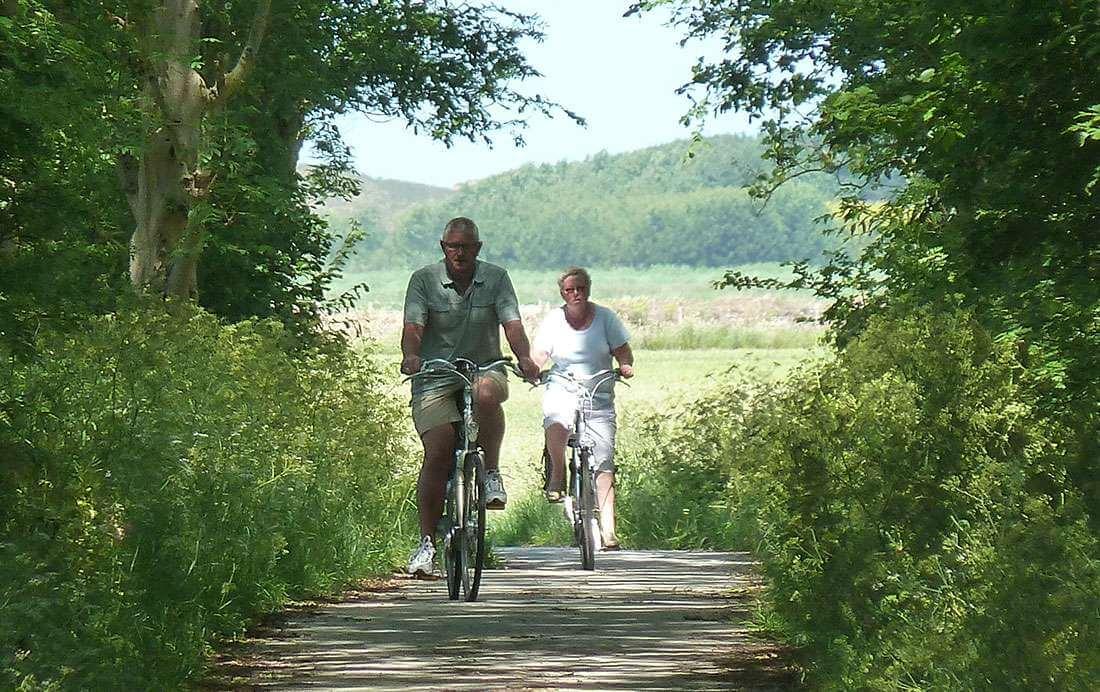 Nederlanders fietsen meer dankzij elektrische fiets