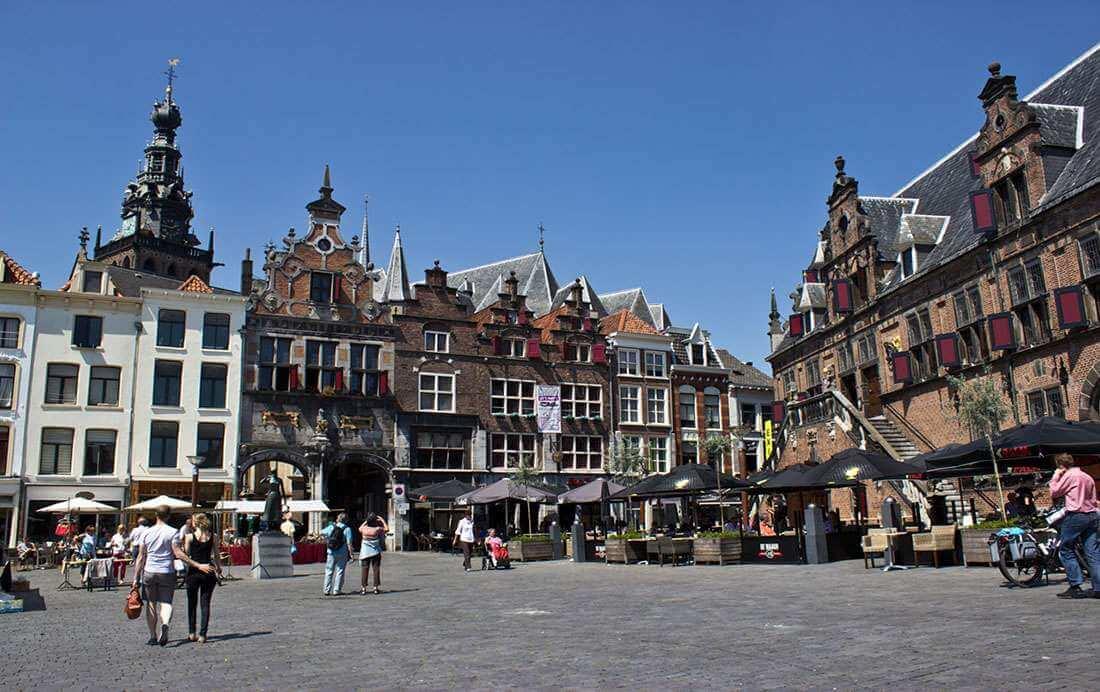 Nijmegen is Fietsstad 2016