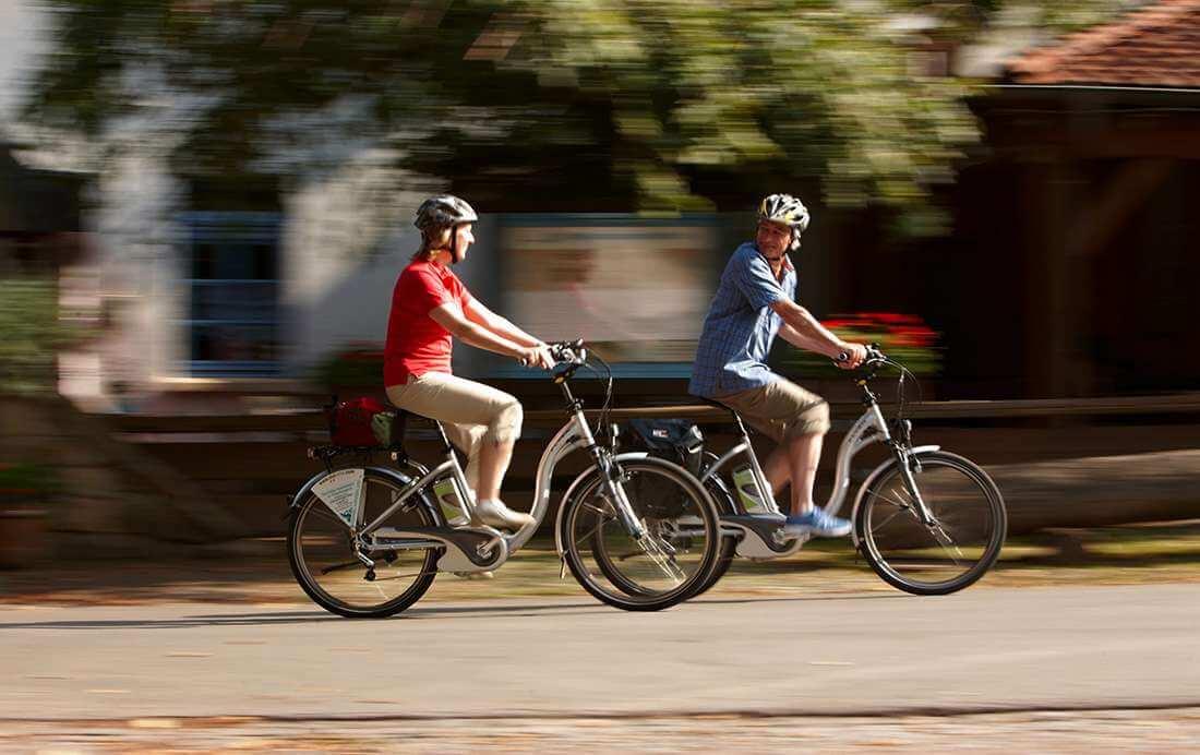 Opgepast: Diefstal E-bikes stijgt