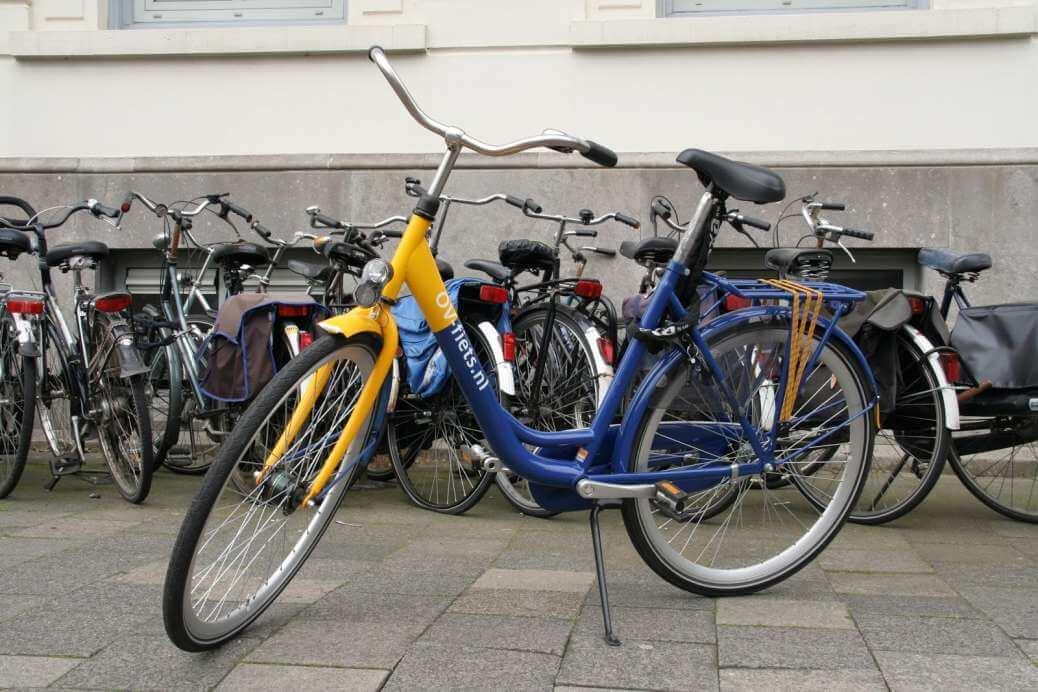OV-fiets op alle treinstations in Noord-Brabant