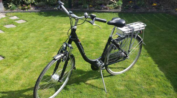 Verkoop elektrische fietsen blijft groeien