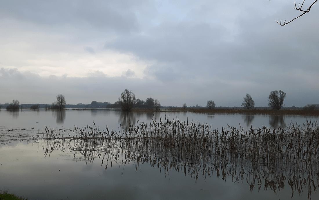 Fietsroutes langs rivieren header