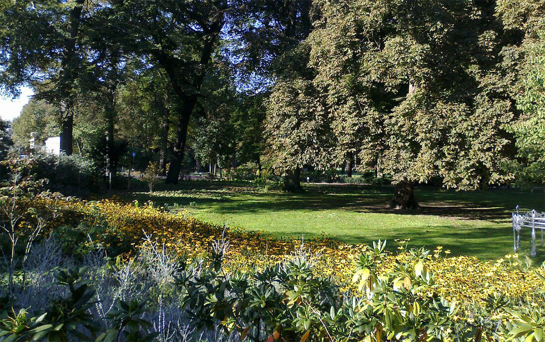 Themaroutes | Parken in Nederland deel 1