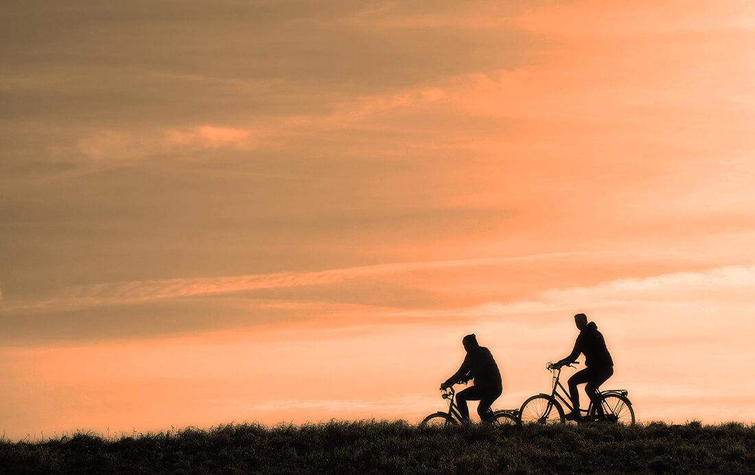 Top 5 langste fietsroutes voor een fietsvakantie